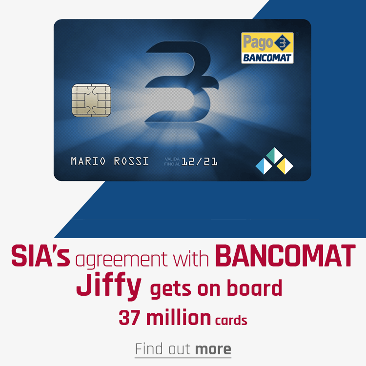 SIA's agreement with BANCOMAT