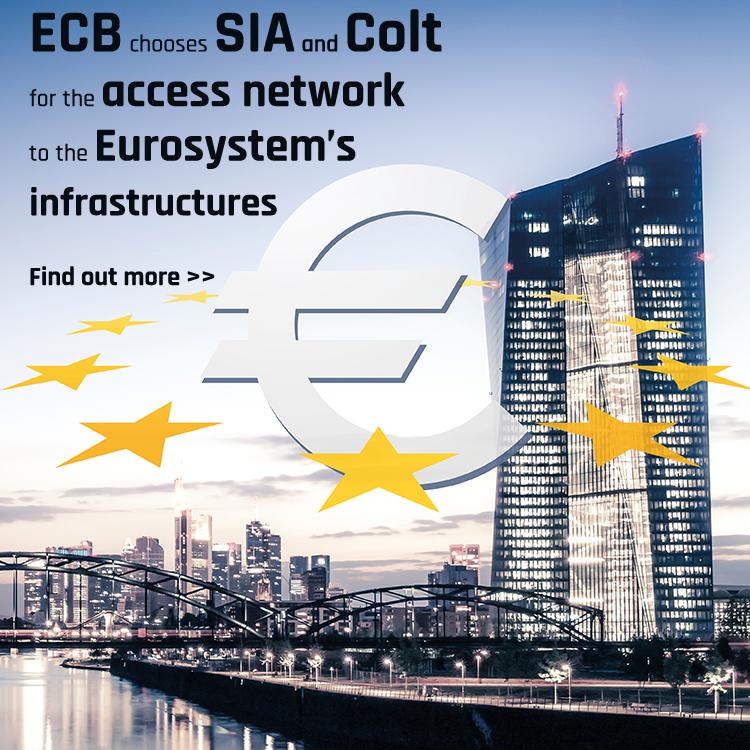 ESMIG, BCE, SIA, COLT, Eurosistema, T2S, TARGET2, TIPS, TARGET2-Securities