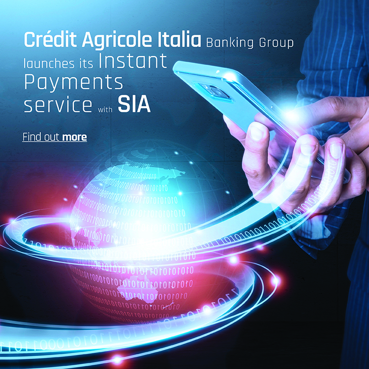 Credit Agricole, SIA, Instant Payments, SIA EasyWay