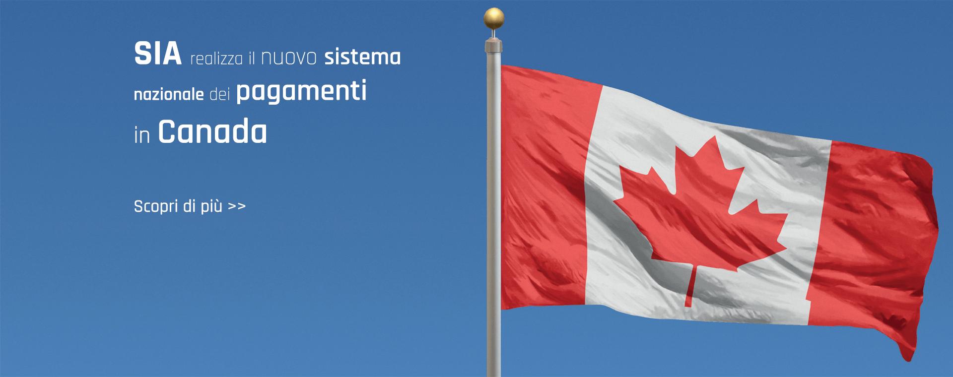 Canada, RTGS, SIA, payments, pagamenti, Perago