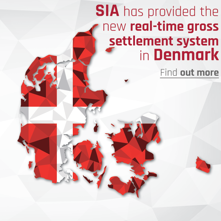 SIA, RTGS, Denmark, payment system, Danmarks Nationalbank, central bank, Norway, Sweden, Iceland
