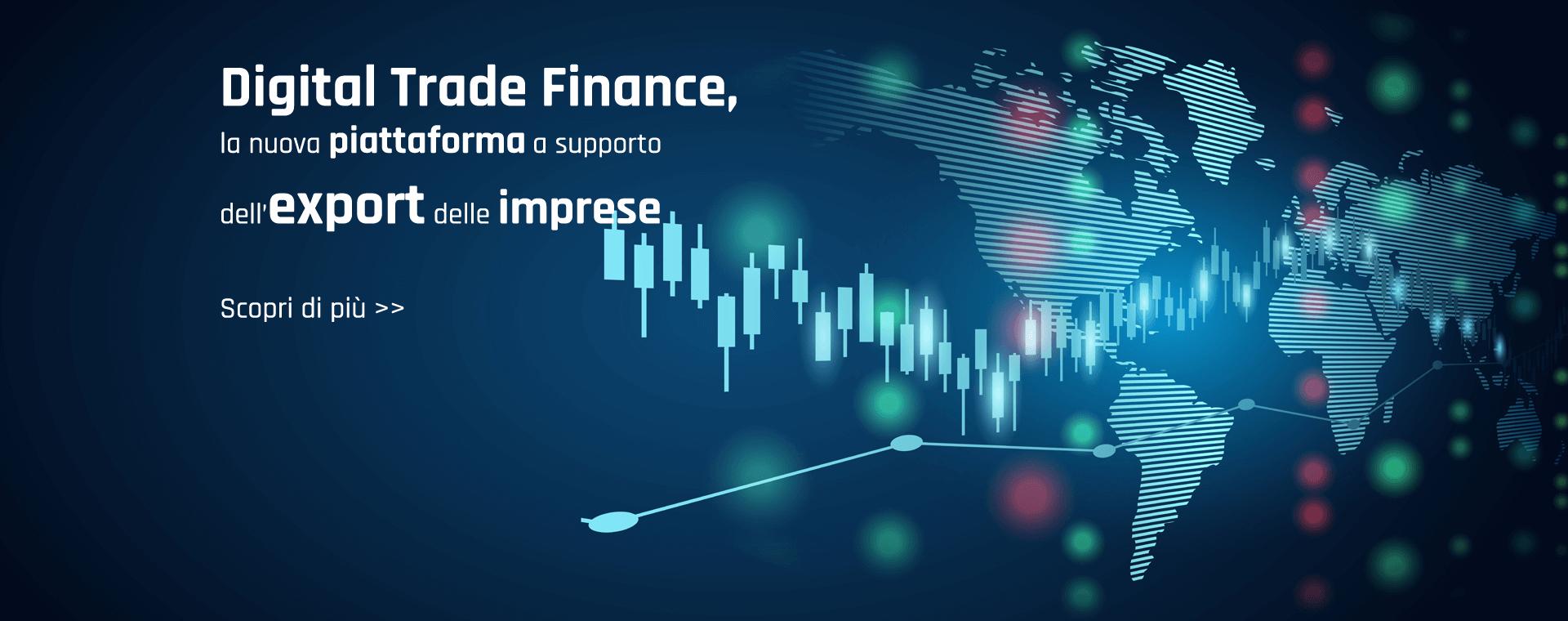 Digital Trade Finance: SIA lancia nuova piattaforma digitale per supportare l'internazionalizzazione delle imprese
