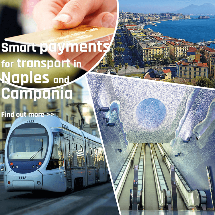 Agreement between SIA and Unicocampania to enable contactless payments on public transport in Naples and at regional level