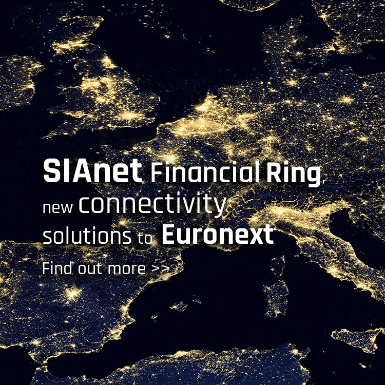 SIA, new connectivity solutions to Euronext