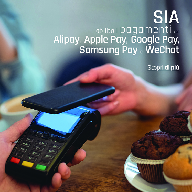 SIA, Alipay, Samsung Pay, Google Pay, Wechat, contactless