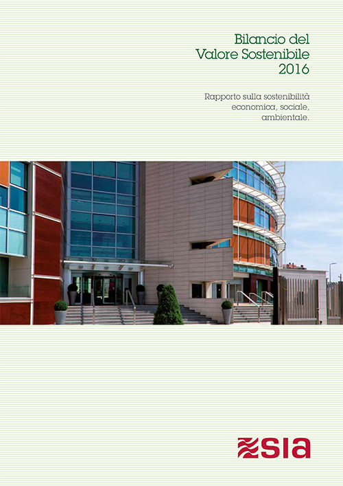 Report on economic, social and environmental sustainability